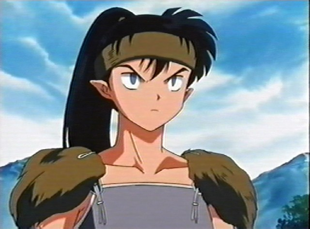 Inuyasha Koga And Kagome Images & Pictures - Becuo