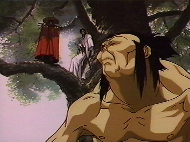 Ninja Scroll Mushizo