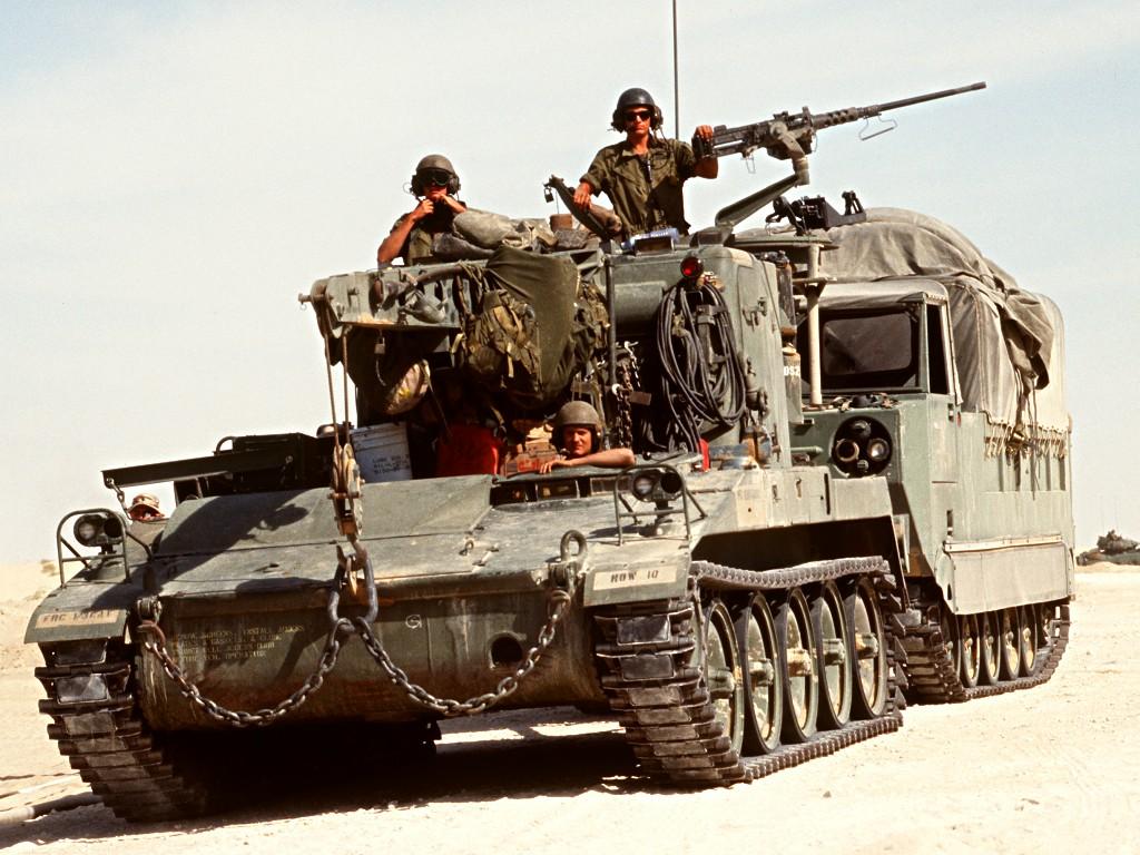 M578 Light Recovery Vehicle