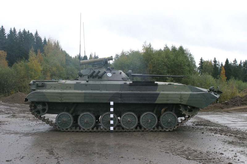 Bmp 2 infantry fighting vehicle finnish defence forces bmp 2 publicscrutiny Choice Image