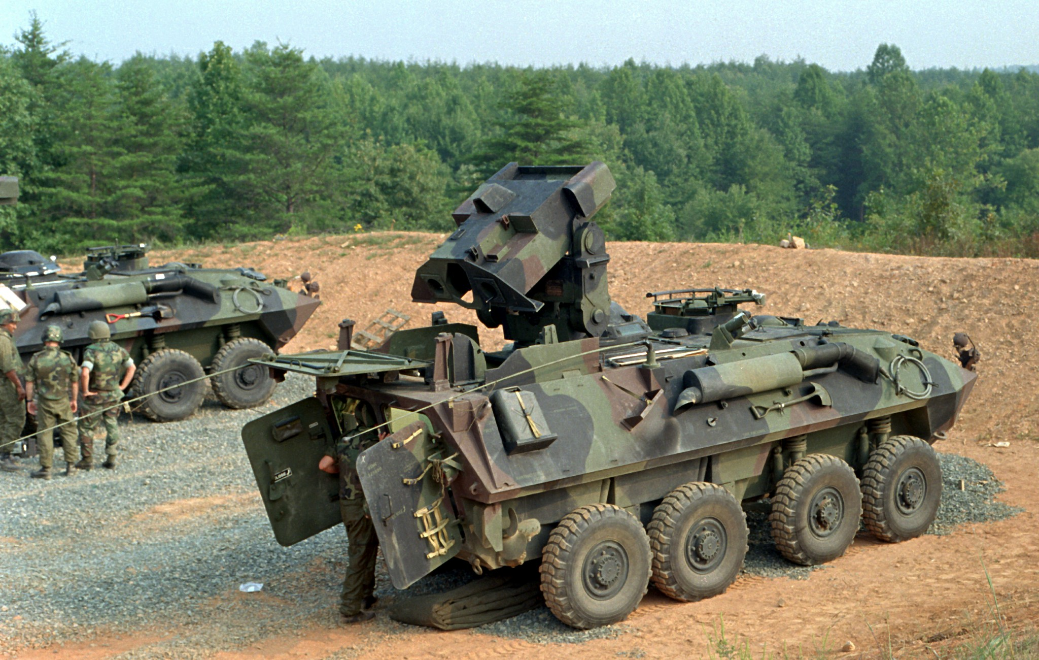 Light Armored Vehicle 25 (LAV-25)