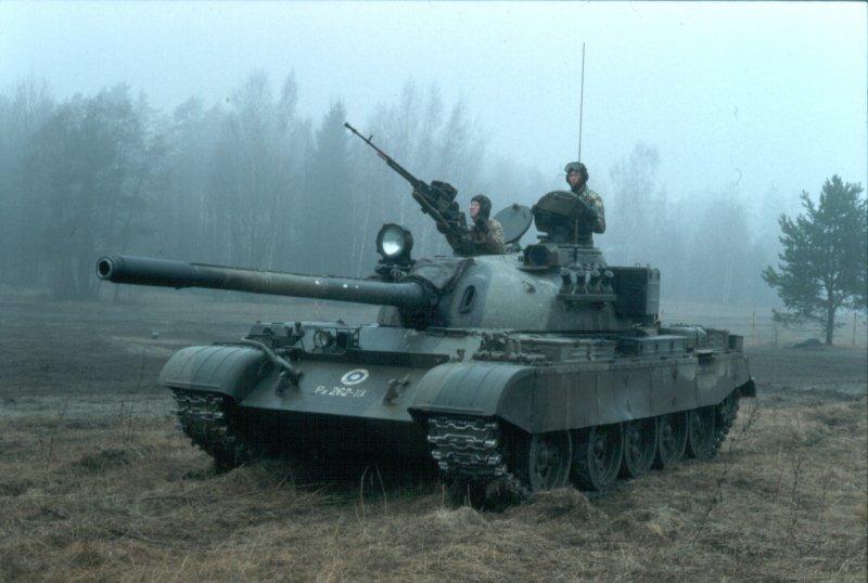 T 54 T 55 Main Battle Tank
