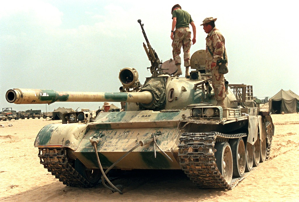 Type 59 main battle tank - Army tank pictures ...