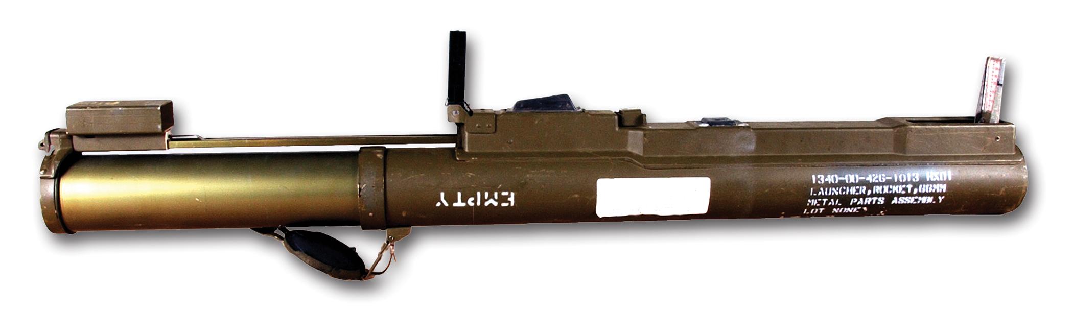 M72 LAW antitank rocket launcher  WGR  Modern Firearms