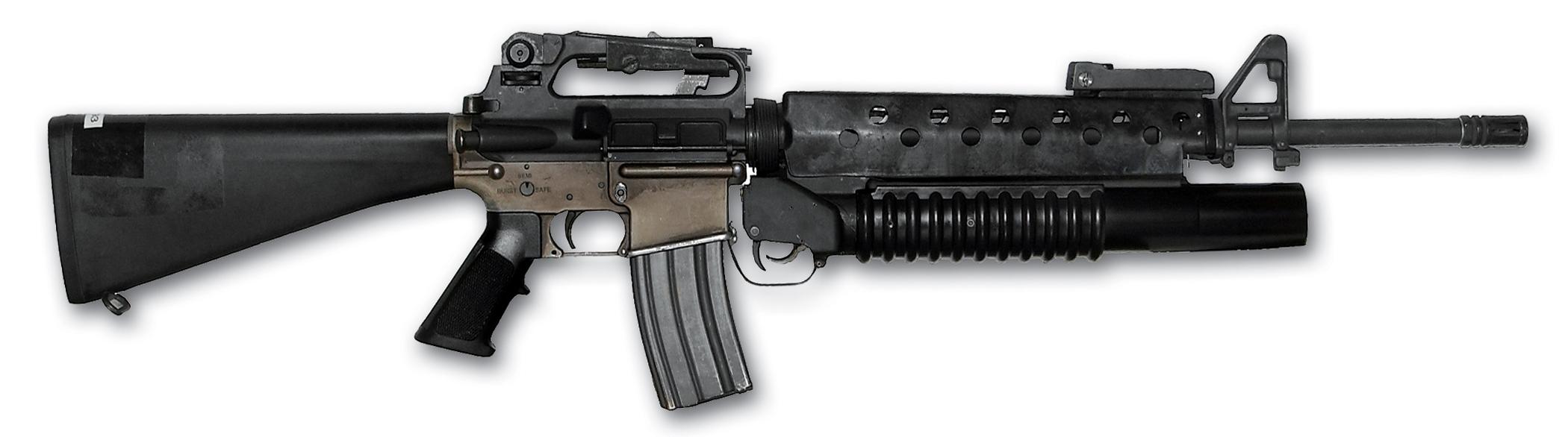 M203 40mm Grena...