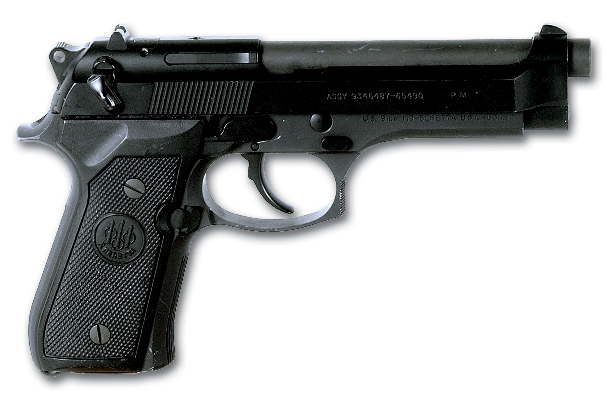 M9 9mm Semiautomatic Pistol