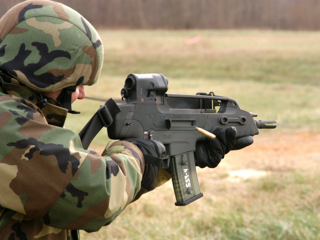 Xm8 Compact Carbine New Assulte Rifle For ...