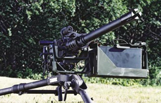 Browning M2  50 Caliber Machine Gun