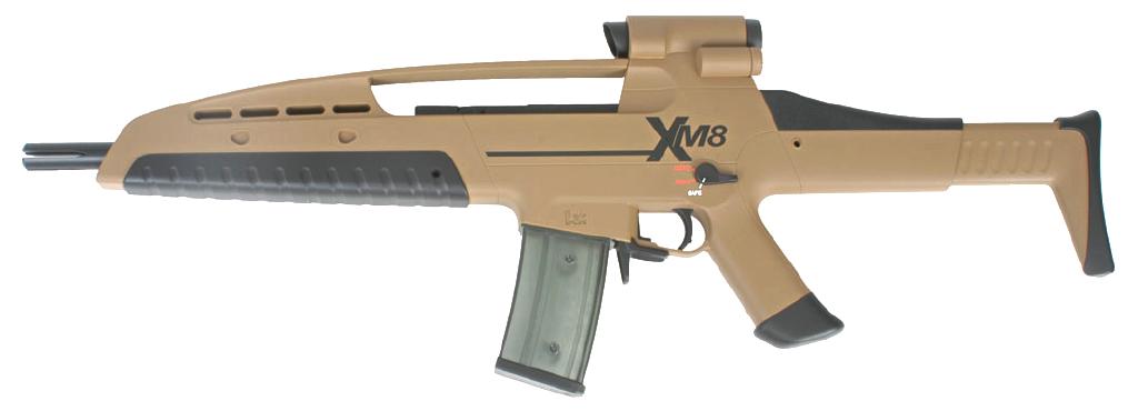 Xm8 Compact Carbine XM8 5.56mm Carbine